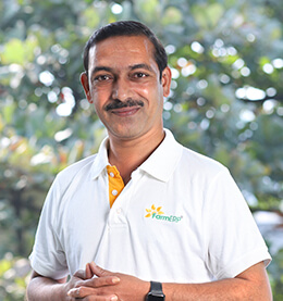 Bhanudas Shedge | FarmERP