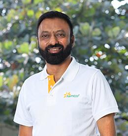 Santosh Shinde | FarmERP
